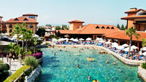 All Inclusive Club Grand Aqua-hotellissa.