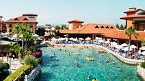 Club Grand Aqua – lapsiperheille, jotka haluavat lomallaan luksusta.