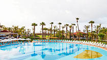 All Inclusive SunConnect Paloma Grida Resort & SPA-hotellissa.
