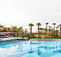 All Inclusive SunConnect Paloma Grida Resort & SPA-hotellissa.