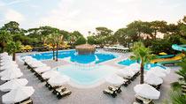 Renaissance Antalya Beach Resort & Spa – lapsiperheille, jotka haluavat lomallaan luksusta.