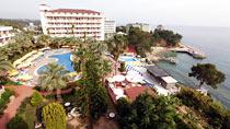 All Inclusive smartline Aska Bayview-hotellissa.