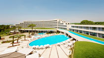 All Inclusive SENTIDO Zeynep Golf & Spa-hotellissa.