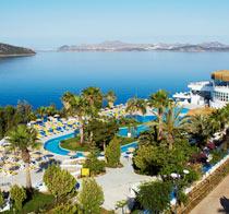 Lapsiystävällinen hotelli Bodrum Holiday Resort & Spa.