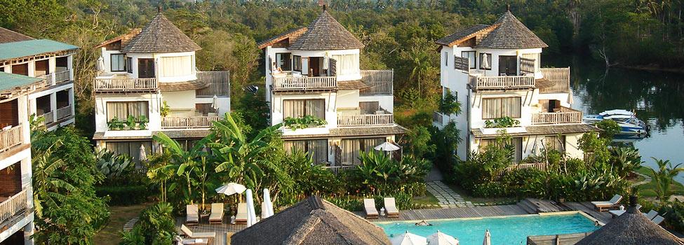 Aana Resort and Spa, Koh Chang