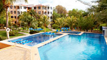 All Inclusive Real Playa del Carmen-hotellissa.