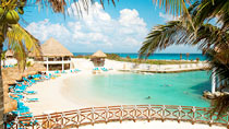 All Inclusive Occidental Grand Xcaret-hotellissa.