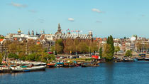 Grand Hotel Amrath Amsterdam – vain aikuisille.