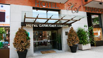 Hotelli Catalonia Sagrada Familia ¬– Tjäreborgin valitsema