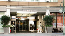 Hotelli Crowne Plaza Berlin City Centre ¬– Tjäreborgin valitsema