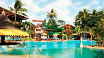 Bali Dynasty Resort – perhehotelli hyvillä lapsialennuksilla.