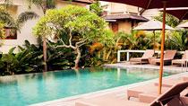 Pertiwi Resort  – sinulle, joka haluat rauhaa ja hiljaisuutta.