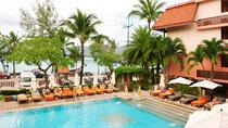 Rentoudu spa-hotellissa - Seaview.