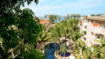 Rentoudu spa-hotellissa - Sunset Beach Resort.