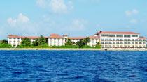 Rentoudu spa-hotellissa - Hulhule Island Hotel.