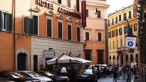 Accademia – perhehotelli hyvillä lapsialennuksilla.