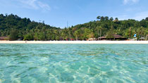 Fantasy Resort - Koh Ngai – sinulle, joka haluat rauhaa ja hiljaisuutta.