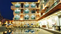 Hotelli First Residence ¬– Tjäreborgin valitsema
