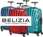 Belizia matkalaukut