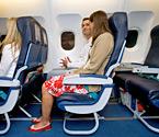 Mukavuutta lennolle