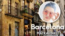Barcelona matkavinkit
