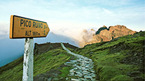 Madeiran vaellusmatka 13. – 20.10.2014