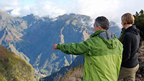 Vaellusmatka Madeiralle 21.–28.3.2016