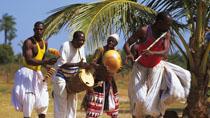 Afrotanssi- ja rumpumatka