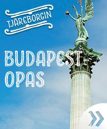 Budapestin kaupunkiopas