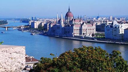 Viehättävä Budapest