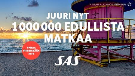 SAS-kampanja