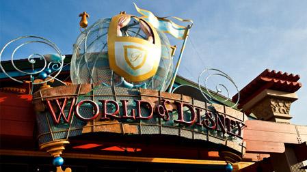 Maailman suurin huvipuisto
