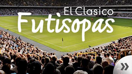Futisopas - El Clasico Madrid