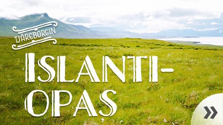 Islanti-opas
