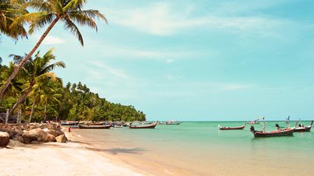 Talvilöytö: Thaimaa