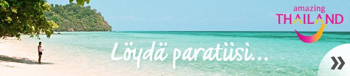 Löydä paratiisi – Amazing Thailand