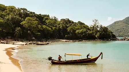 Talven matkat Phuketiin