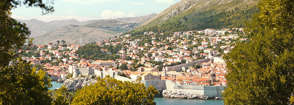 Dubrovnikin alue
