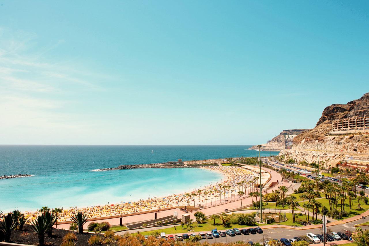 Espanja - Amadores, Gran Canaria