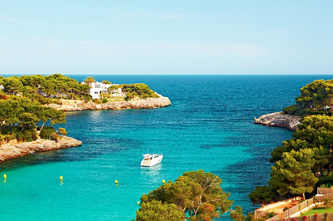 Espanja - Cala d'Or, Mallorca
