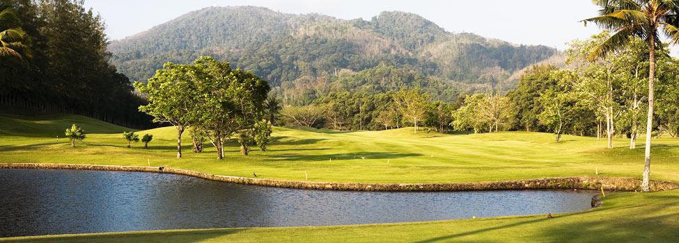 Golfmatkat Thaimaa – Loma viheriöille Tjäreborgilta
