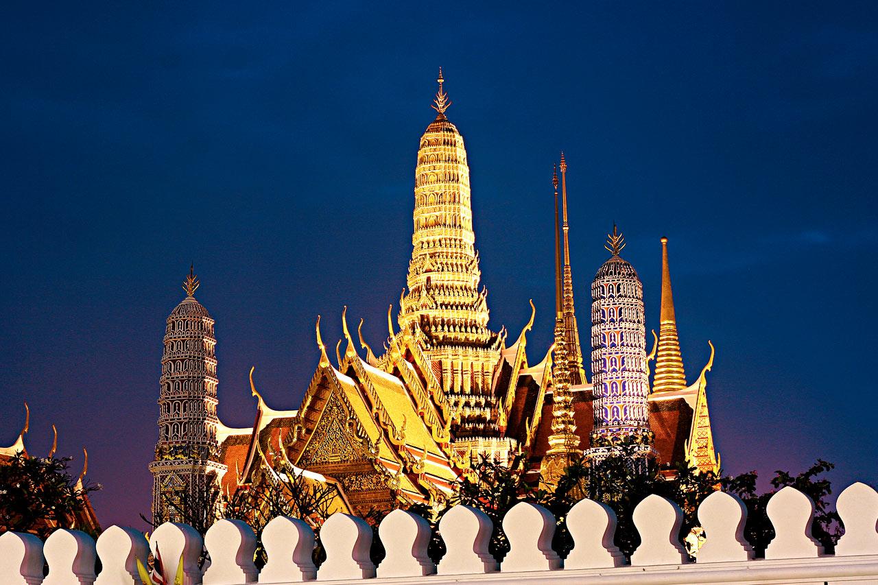 Thaimaa - Grand Palace, Bangkok