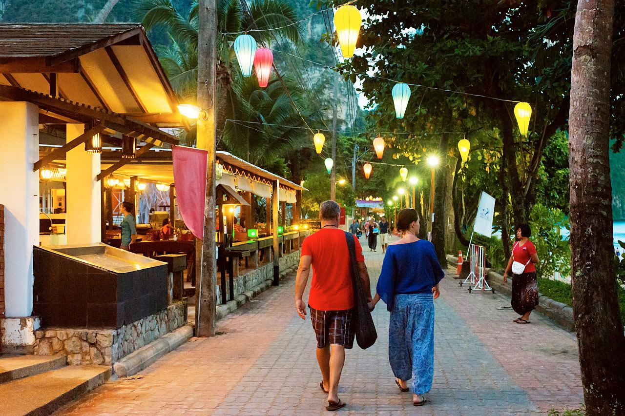 Thaimaa - Ao Nang, Krabi