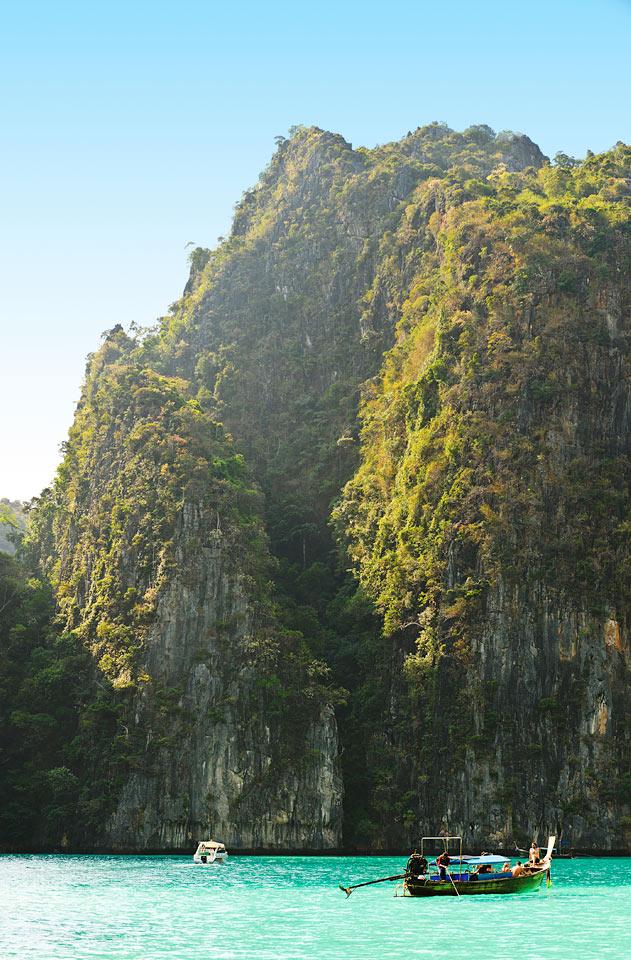 Thaimaa - Maya bay, Phi Phi