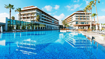 All Inclusive Barut Acanthus & Cennet-hotellissa.