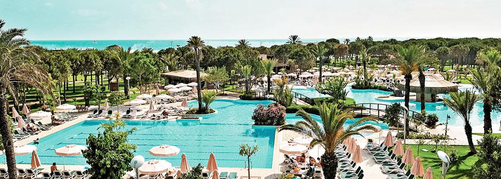 Gloria Golf Resort, Belek, Antalyan alue, Turkki