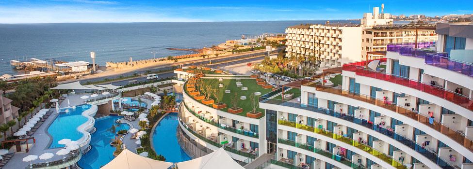 Long Beach Harmony, Alanya, Antalyan alue, Turkki