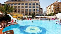 All Inclusive Kahya Otel Alanya-hotellissa.