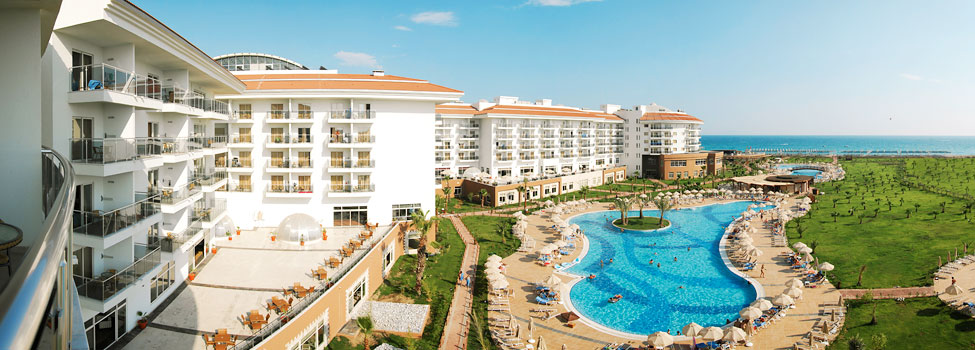 SunConnect Sea World Resort & Spa, Side, Antalyan alue, Turkki