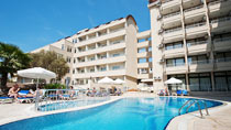 All Inclusive smartline Sweet Park Hotel-hotellissa.